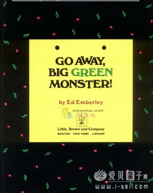 go away big green monster pdf