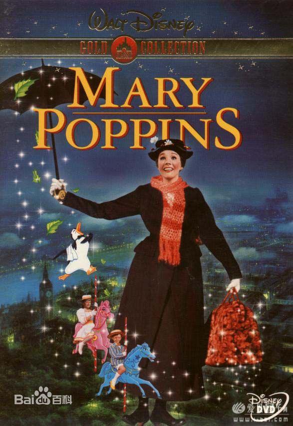 影��k�:(�y.�iX�i��Y_迪士尼儿童电影《欢乐满人间 mary poppins》