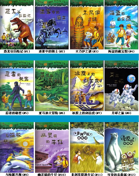magic tree house passport pdf