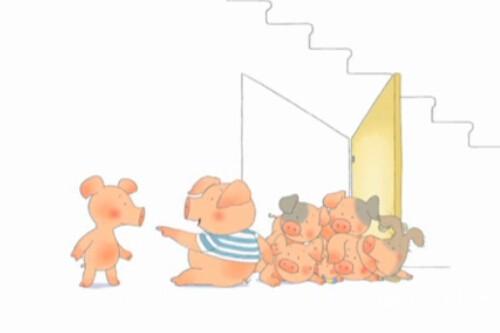 英国BBC儿童英语启蒙动画:小猪威比 Wibbly Pig (1-52集)动画集合下载
