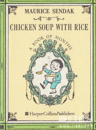 廖第27周第1本【47】Chicken Soup with Rice, A Book of Months