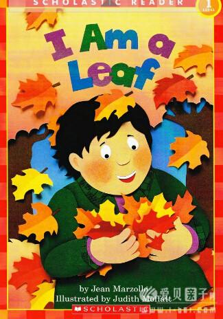 廖第36周第1本【68】i am a leaf