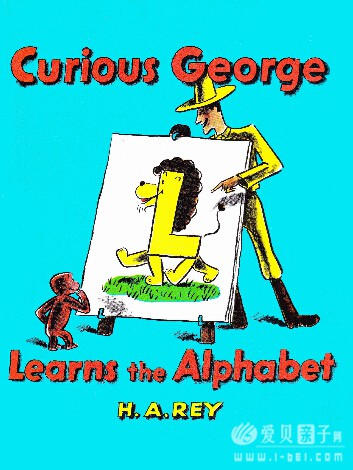 廖第47周第1本【91】Curious George Learns the Alphabet高清pdf+mp3