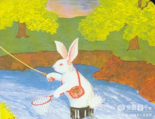 he Runaway Bunny