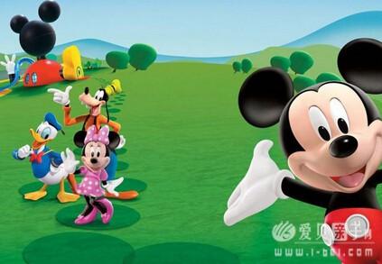 米奇妙妙屋Mickey Mouse Clubhouse 英文版 第一季动画下载