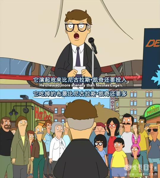 如果云�z`d�\_动画剧:开心汉堡店BobsBurgers第三季(英文版)中英双字幕