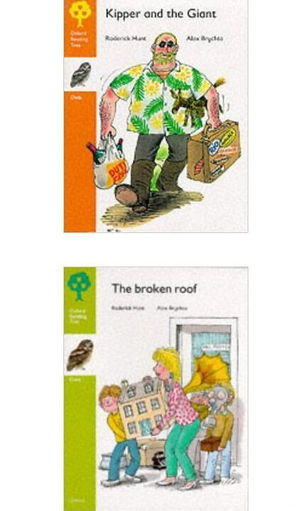 牛津阅读树系列的那么多个版本怎么选?