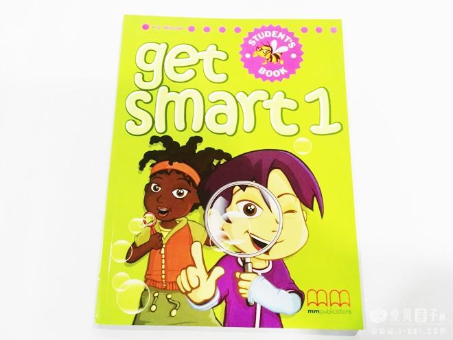 美国小学英语教材get smart
