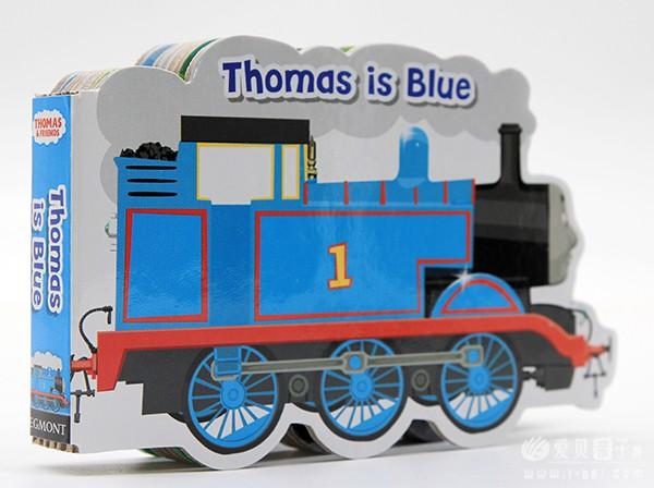 托马斯英文绘本Thomas and Friends