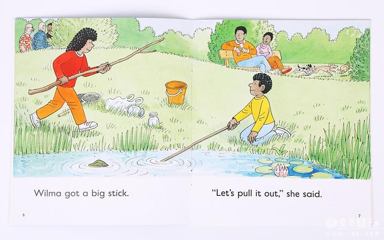 牛津阅读树stories经典故事系列第三级