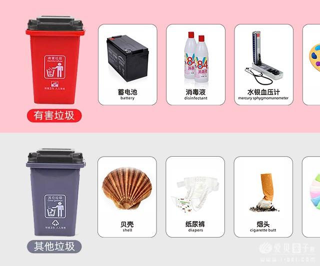 小卡智能垃圾分类