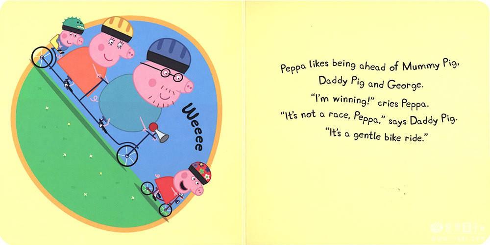 粉猪纸板书9册